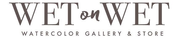 Wet-on-Wet watercolor gallery and store