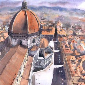 katedra florencja obrazy