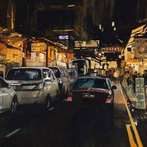 Rafael Rudko malarstwo akwarela