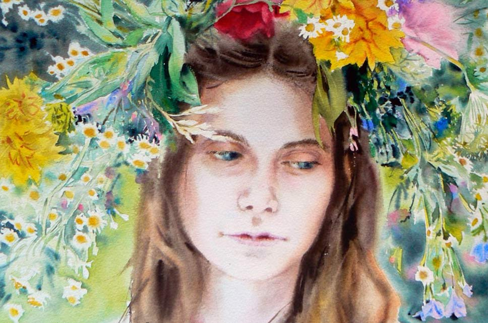 Wspomnienie lata | Tatiana Majewska | wystawa
