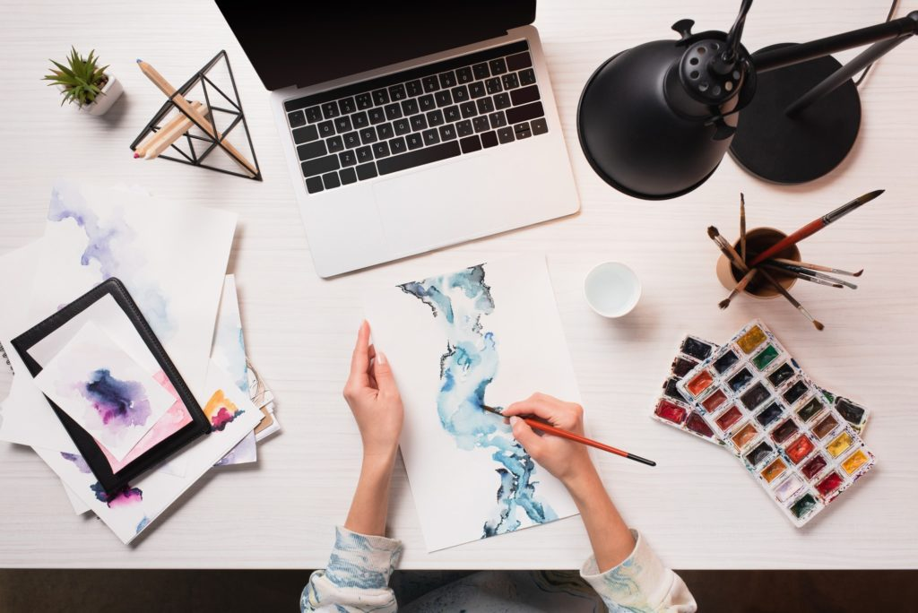 warsztaty online malarstwo akwarela